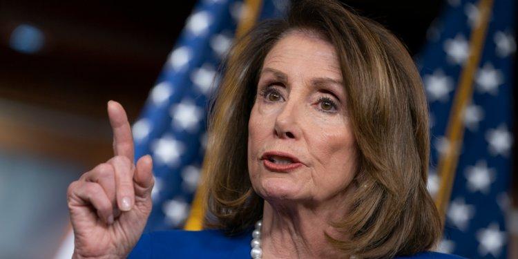 """""""Deepfake"""" : Nancy Pelosi victime d'une vidéo trafiquée"""